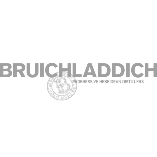 Bruichladdich Malt Scotch Whiskey Transparent Grey Logo