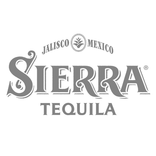 Sierra Tequila Transparent Grey Logo