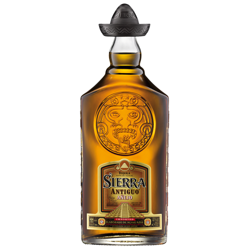 Sierra Tequila Antigo Bottle