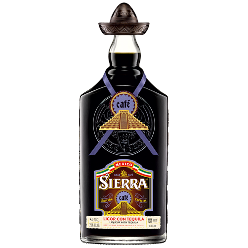 Sierra Tequila Cafe Bottle