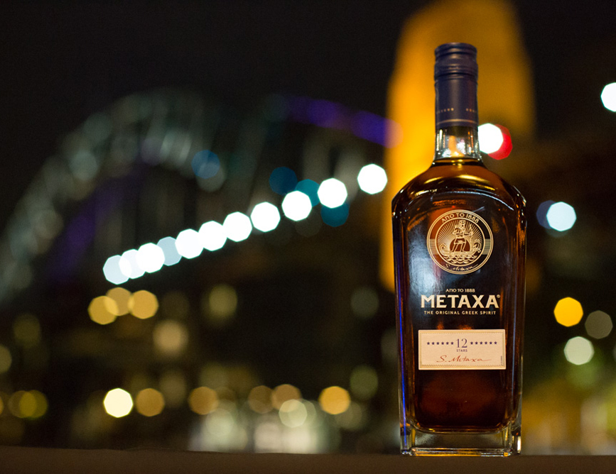 Metaxa 12 Star in Sydney