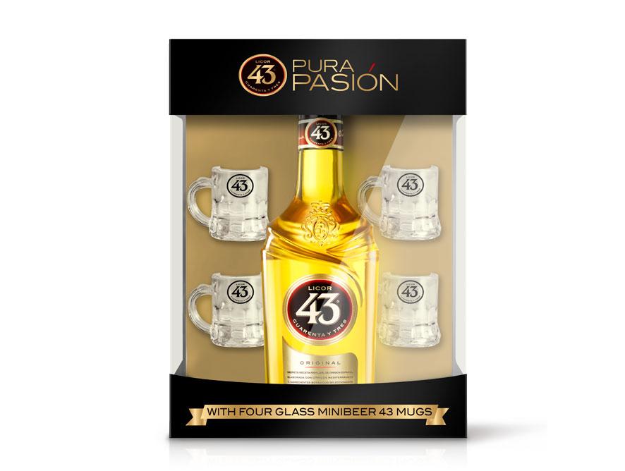 Licor 43 Gift Pack