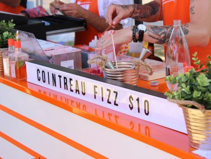 Cointreau delights at So Frenchy So Chic Festival