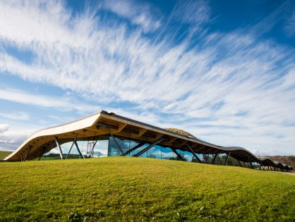 The Macallan unveils its new Distillery